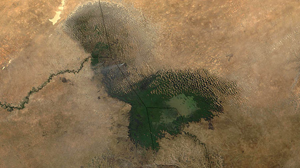 The complete disappearance of Lake Chad
